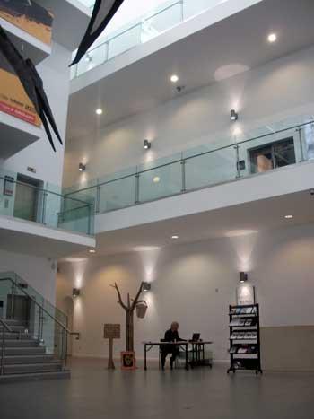 Beckett-Bucket,-Ulster-Museum-